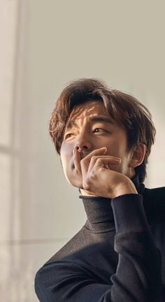 Goblin-Gong Yoo-Korean Drama_id-Subtitle Asian Actors, Korean Actors, Gong Yoo Magazines, Goblin Korean Drama, Goong Yoo, Goblin Gong Yoo, Goblin Kdrama, Song Joong, Park Seo Joon
