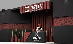Wedding Exhibition Stand Design