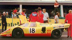 La Porsche 917 Fly n°18 des 24 heures du Mans 1970. Histoire et essai de la…