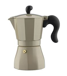 Grunwerg Cafe Ole Ceramic Italian Style Espresso Maker, 9 Cup ECM-900C >>> Want additional info? Click on the image. #StovetopEspressoMokaPots