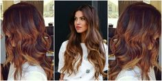 """The """"Tiger Eye"""" Hair Color Trend Is Officially The Next Balayage - WomansDay.com"""