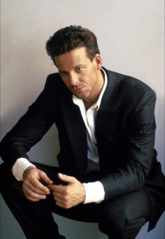mickey rourke - just bring him back this way, if only for 9 1/2 weeks