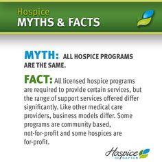 Myth & Fact #10