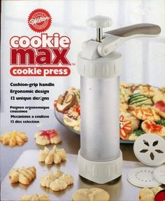 Wilton Cookie Press, Cookie Max ** Click on the image for additional details.