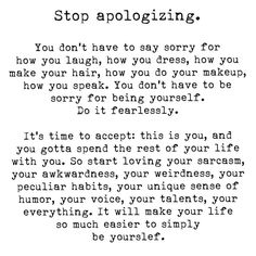 With a little self love and a whole lot of grace, every mama has the oppurtunity to create and inhabit a healthy space for themselves. Saying Sorry, Say That Again, Life Motivation, Spiritual Awakening, Self Help, Self Love, Life Lessons, Wise Words, Quotes To Live By