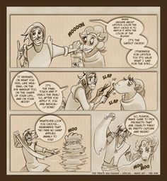 The Pirate Balthasar - BLOG: Make up! - Page 8 - END