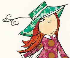 Lauren Child--My favorite!