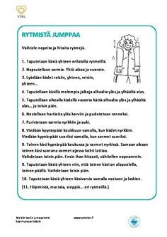 Kotivoimistelu | Vahvike Team Building Exercises, Brain Breaks, Teaching Kindergarten, Early Childhood Education, Occupational Therapy, Special Education, Activities For Kids, Workshop, Classroom