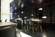 WINE STORES! Scala Vinoteca by Kokkinou + Kourkoulas, Athens store design hotels and restaurants