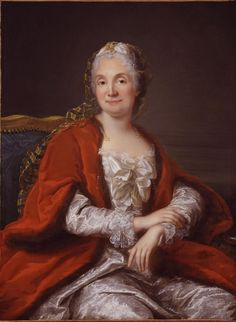Marie-Therese Rodet, Madame Geoffrin famed salon hostess and one of the leading female figures in the French Enlightenment, by Marianne Loir French Salon, French Art, Old Portraits, Catherine The Great, Marianne, Great Women, National Museum, Female Portrait, European Fashion