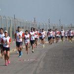 Culmino con éxito la Maratón del Poncho 2015