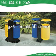 Park outdoor stainless steel dustbin/garbage can/waste bin price, View stainless steel garbage cans, family of childhood Product Details fro...