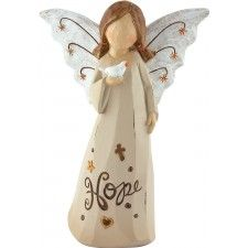 Angel Figurine - Hope The link isn't working and I can't find her but I love her.  <3