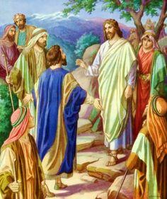 Lectio divina: Lectio divina del 26 de Febrero de 2014 Marcos 9, 38-40