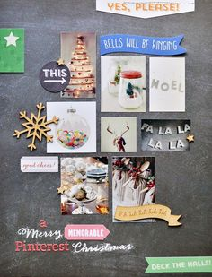 Celebrate December with Stephanie Baxter | Elle's Studio Blog