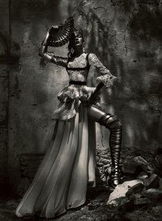 The Wicked by Jvdas Berra #fashion #editorial