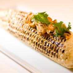 Recipe: Ancho Chili Butter on Roaster Corn... delicious!!!!!