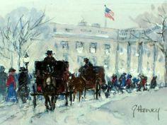 G. Harvey (Gerald Harvey Jones) Paintings | Vintage Texas Paintings