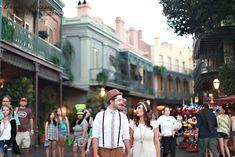Disneyland Photography, Disneyland Engagement, Disneyland, Brooke Aliceon Photography, 20's, Vintage