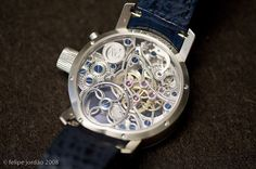 TimeZone : Independent Horology » A visit to Cornelius & Cie