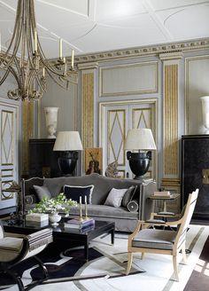 Jean Louis deniot living room