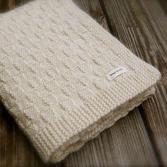 NobleKnits.com - Big Bad Wool Basket Weave Baby Blanket Knitting Pattern PDF, $6.95 (http://www.nobleknits.com/big-bad-wool-basket-weave-baby-blanket-knitting-pattern-pdf/)