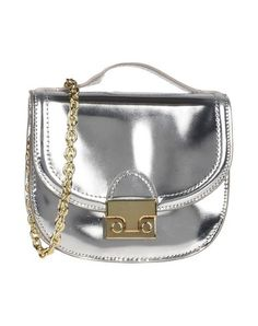 LOEFFLER RANDALL Handbag. #loefflerrandall #bags #shoulder bags #clutch #leather #hand bags #