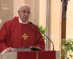 El Papa Francisco, en la homilía de esta mañana, nos invitó a pedir la gracia de morir siendo parte del Pueblo de Dios, en la Iglesia, que e...