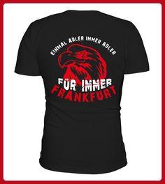 Einmal Adler immer Adler - Fußball shirts (*Partner-Link)