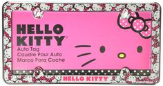 Amazon.com: Chroma 42510 Hello Kitty Head Frame: Automotive