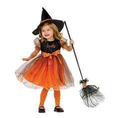 toddler witch costume halloween dress one step ahead baby - Baby Witch Costumes Halloween