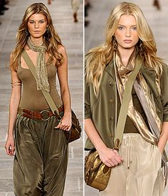Fashion Week: Ralph Lauren's Sophisticated Safari - The Chic Spy