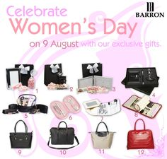 12 Top Womens Day Gift Ideas