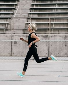 I finally committed to my first half marathon in 7 years this May! But then I went crazy and signed up for a second half in June (maybe the closest I'll get to a full marathon in this lifetime). Click through to see my 18-week training plan and read some advice I received from a legendary runner in my life.