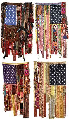 ART >>> Drapeaux par Sara Rahbar