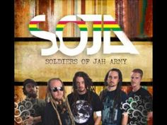 Soldiers Of Jah Army - S.O.J.A (The Best Of - 2015) - full álbum