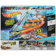 Buy Hot Wheels Mega Car Garage Set at Argos.co.uk, visit Argos.co.uk to shop online for Toy cars, vehicles and sets