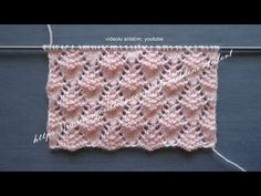 Hello friends today we have shared the best knitting patterns for you, with 150 different knitting patterns of baby knitting varieties can make wonderful knitting for women's knitting varieties Lace Knitting Patterns, Knitting Blogs, Easy Knitting, Knitting For Beginners, Knitting Designs, Knitting Stitches, Crochet Bolero, Crochet Bikini Pattern, Cross Stitch Pattern Maker