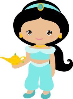Princesas disney cutes - Minus