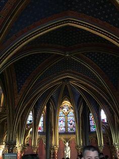 Saint Chapelle Chapel