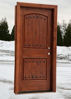 arched single entry doors google search