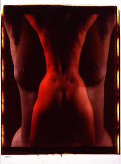 Barbara et Andree | by Lucien Clergue, New York, c.1986
