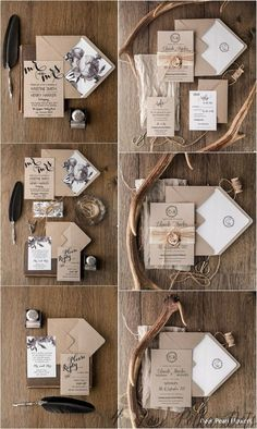 Simple beautiful invites with calligraphy p. Simple beautiful invites with calligraphy printing. Homemade Wedding Invitations, Country Wedding Invitations, Rustic Invitations, Wedding Invitation Wording, Wedding Stationary, Calligraphy Invitations, Invite, Event Invitations, Handmade Invitations