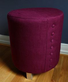 Turn an Old Spool into Small Space Seating
