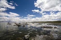 Mono Lake ~ Lee Vining, California