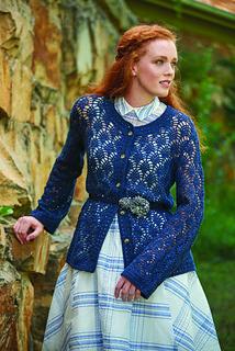 Zoe Cardigan pattern by Anastasia Popova, designed using Berroco Ultra Alpaca Fine. Appeared in Vintage Modern Crochet (book) 2016 © F+W Media Lace Cardigan, Cardigan Pattern, Crochet Woman, Knit Crochet, Free Crochet, Interweave Crochet, Crochet Classes, Crochet Magazine, Modern Crochet