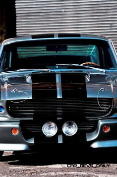 1967 SHELBY GT500 Eleanor Mustang 32