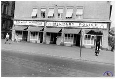 Military Police, Ww2, City, Cities