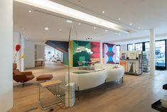 The Conran Shop présente le travail de l'artiste Damien Poulain à travers une peinture murale - Journal du Design Journal Du Design, Space Images, Coworking Space, Decoration, Design Inspiration, Layout, Room, Furniture, Home Decor