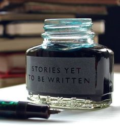 Getting my favorite ink pen ready, because, boy, do I have a story for you...  ~~  Houston Foodlovers Book Club